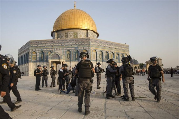 Trump to recognise Jerusalem as Israels capital