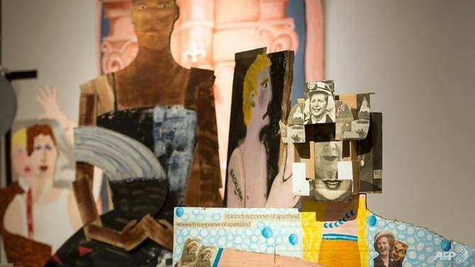 Lubaina Himid becomes oldest winner of UKs Turner Prize