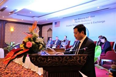 Lower Mekong countries the US enhance cooperation