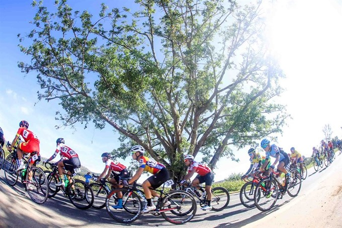 Tâm wins fifth stage of cycling event