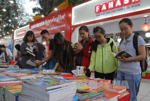 10th HCM City Book Fair to be held in March