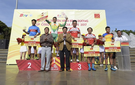 Tâm wins sixth stage in Pleiku