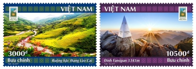 Stamps launched to mark national tourism year
