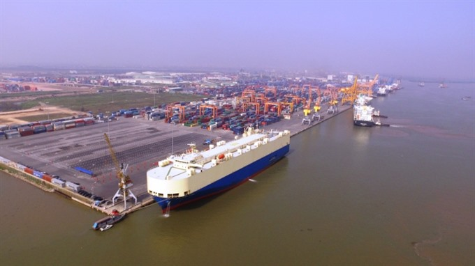 Firms shocked by rocketing Hai Phong port fees