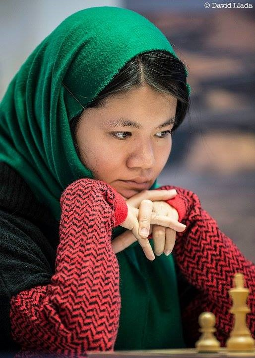 Nguyên forces tie in chess championship round 2