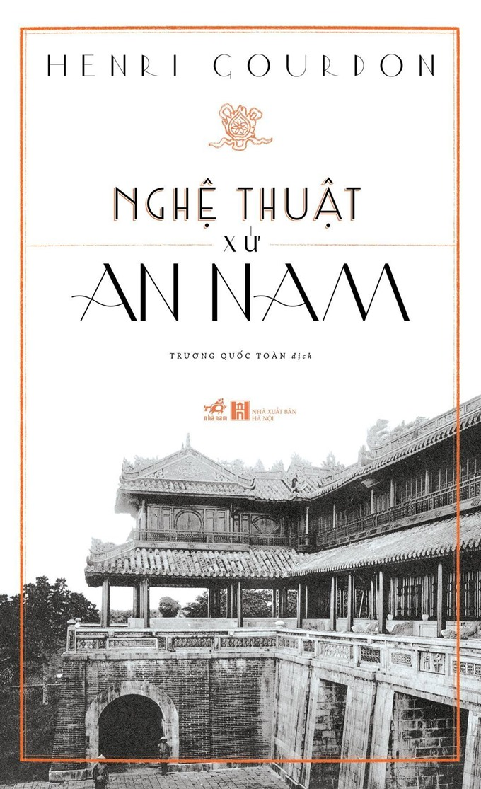 Vietnamese version of The Art of Annam to be launched