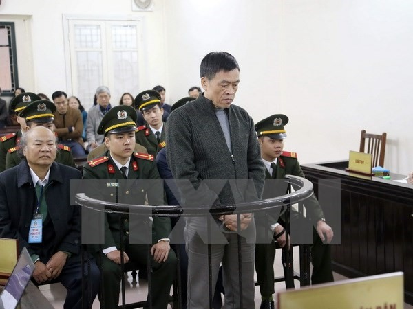 Vinashin employees on trial