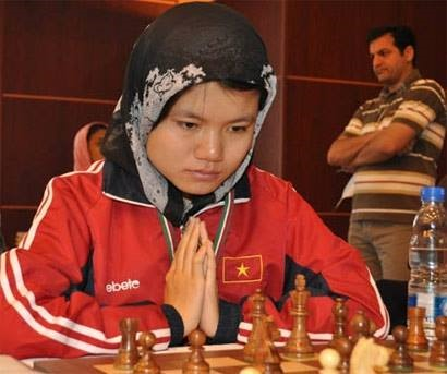 Nguyên has shock win at world chess champs