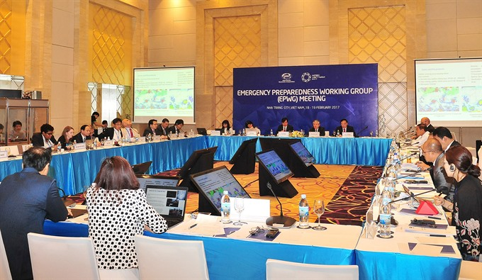 APEC working groups meet in Nha Trang