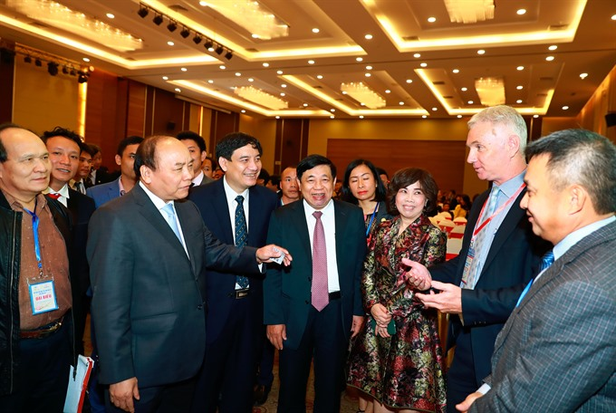 Devise long-term growth plans PM tells Nghệ An firms