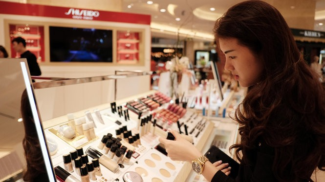 Vietnamese womens cosmetics market sees stable growth