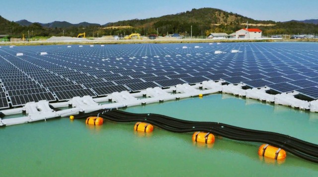 Bình Thuận wants floating solar power plant