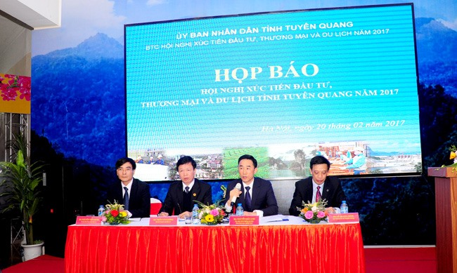 Tuyên Quang to hold investment conference next Monday