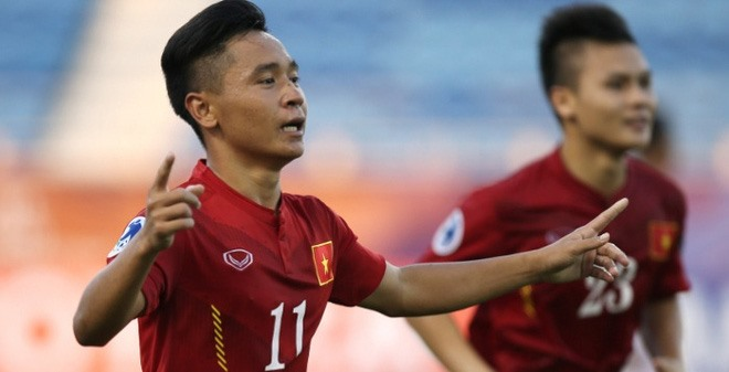 Chinh and Dĩ named in fourfourtwos U20 best footballers