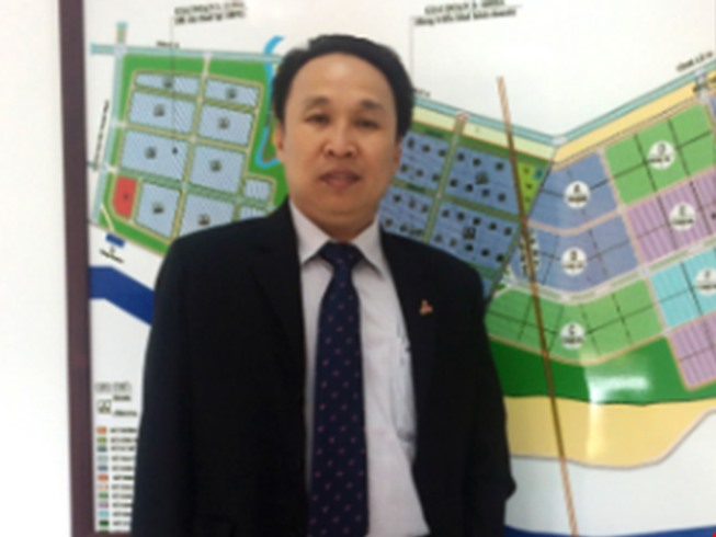 Long An appoint new acting chairman