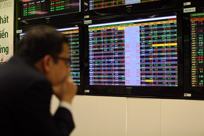 VN-Index rises but investors worried