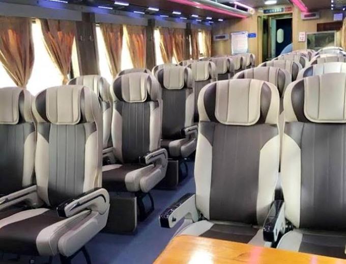 Sài Gòn Railways launches luxury train to Nha Trang
