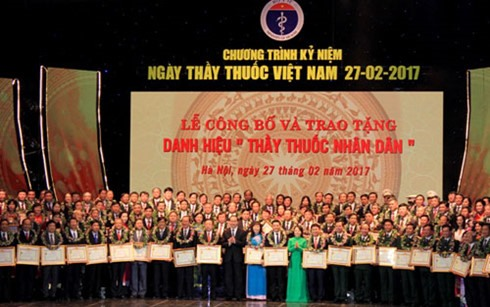 President Quang urges health sector for better people health care and protection