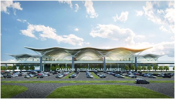Loans poured in for Cam Ranh Airports international terminal