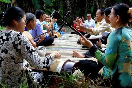 Second national Đờn Ca Tài Tử Festival to be held in Bình Dương