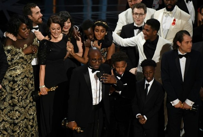Oscars mixup eclipses triumph for black filmmakers