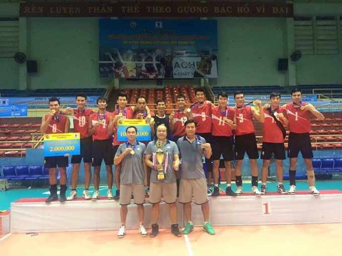 VN to host Asian Mens Club Volleyball Cup 2017