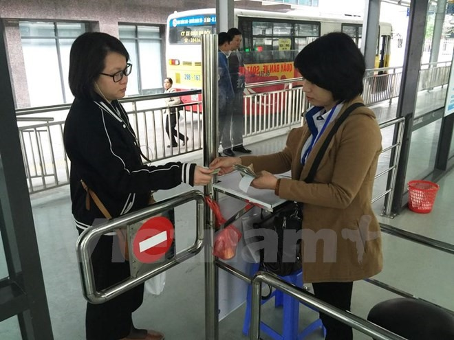 Commuters start paying to use BRT from Monday
