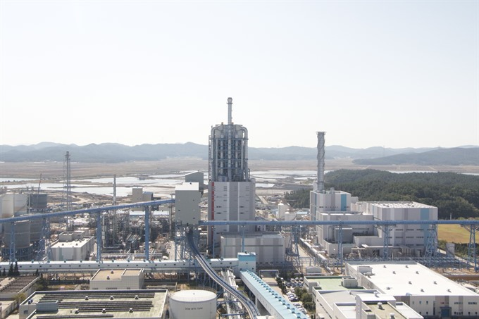 Korean firm to build 1.85b thermal power plant in Quảng Trị
