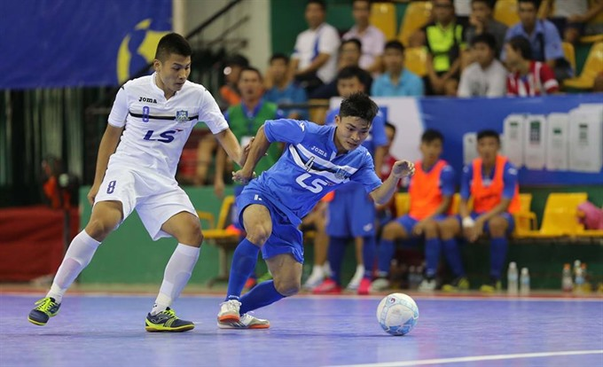 VOV to work with VFF to hold futsal events
