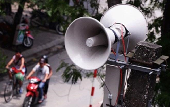 Hà Nội temporarily closes online poll on loudspeakers