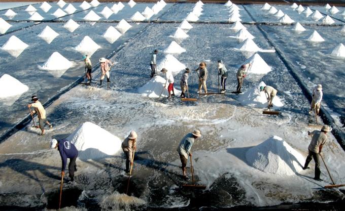 Salt prices soar supply dwindles