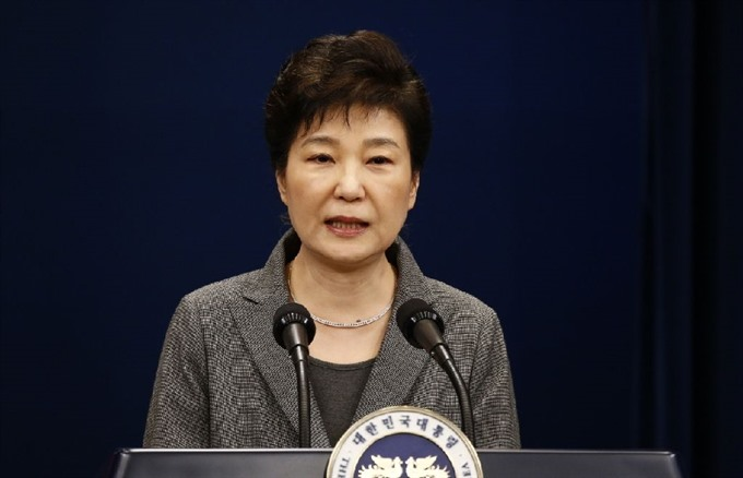 Prosecutors to indict Park conclude investigation into corruption scandal