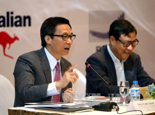 Joint action needed to boost VN competitiveness