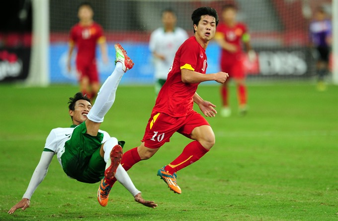 Players to train for Asian Cup qualifier