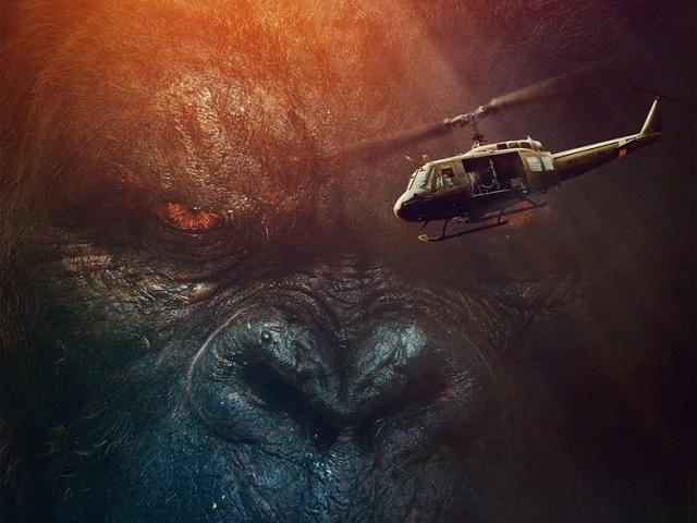 King Kong reigns supreme over N. America box office