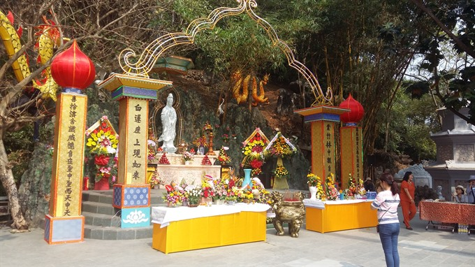 Biggest Buddhism festival kicks off in Đà Nẵng