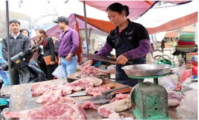 Study finds bacteria in Vietnamese pork