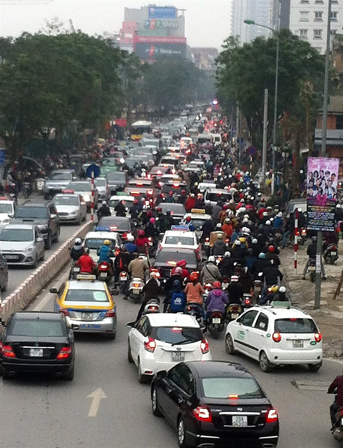Hà Nội concocts scheme to take your motorbike