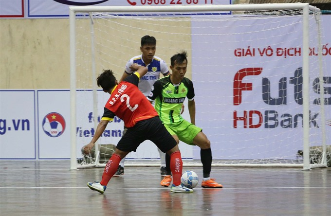 National Futsal qualifier opens with 3-3 draw