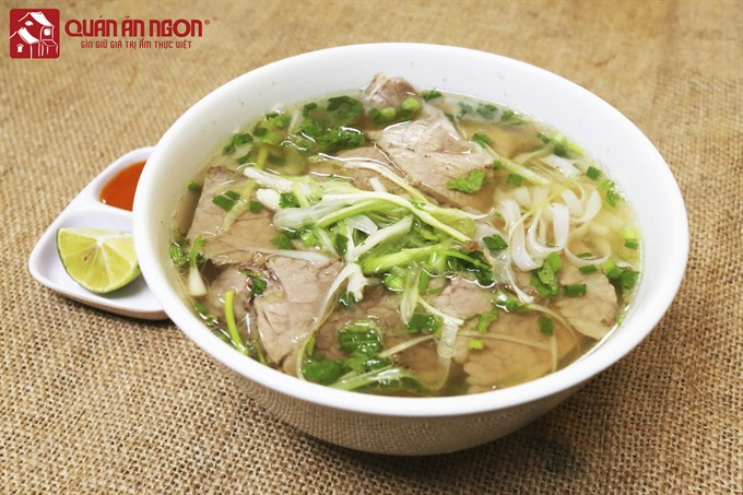 One place to try CNNs top six must-try VN dishes