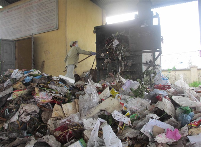 Dozens of service co-ops treat waste