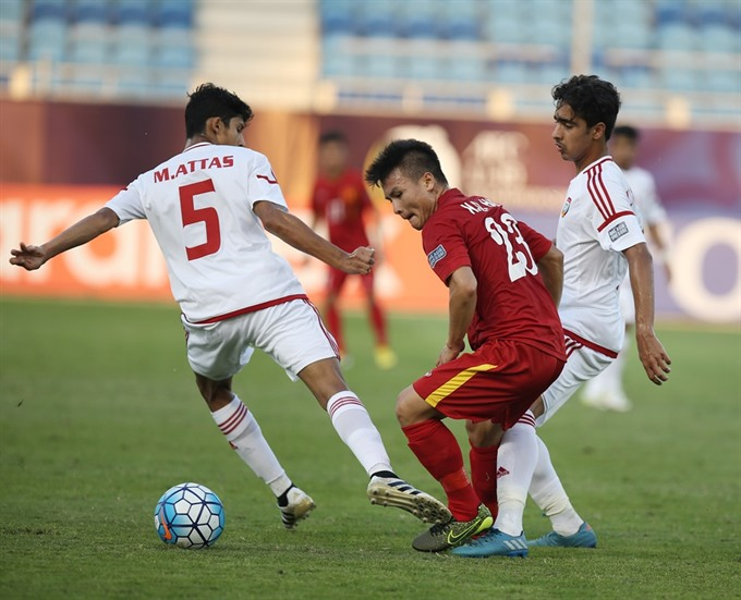Midfielder Hải expected to shine in 2017
