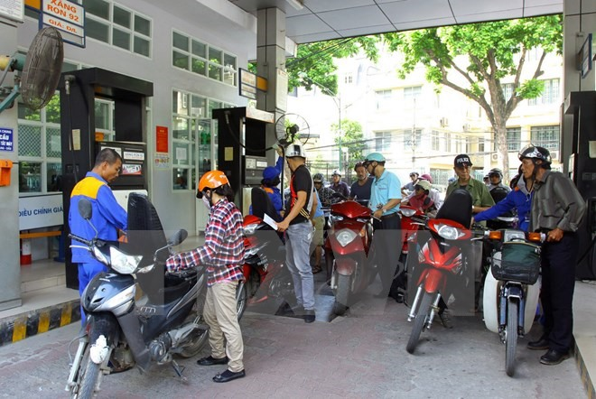 Petrol prices see sharp decline