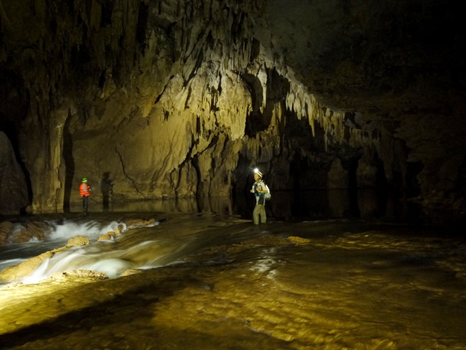 Experts oppose staging MGI pageant inside cave