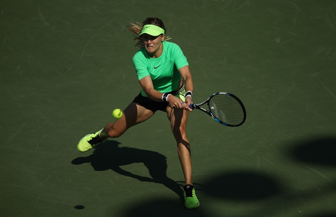 More woe for Bouchard with Miami exit