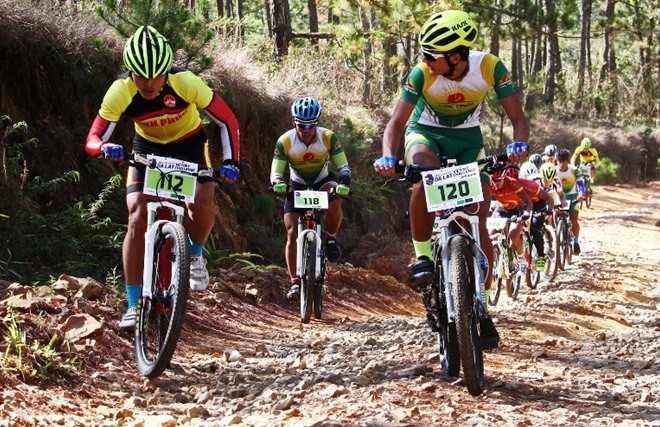 Linh wins first stage of Dalat Victory Challenge