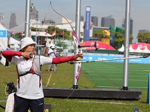 Archer Đào wins Asian Cup gold medal