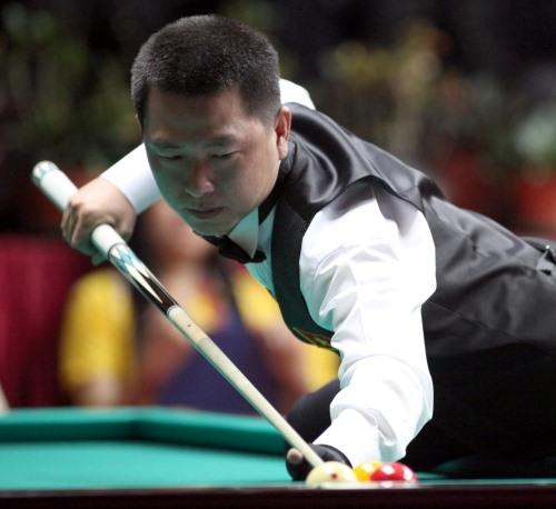 Three Vietnamese in Three-Cushion Luxor World Cup finals