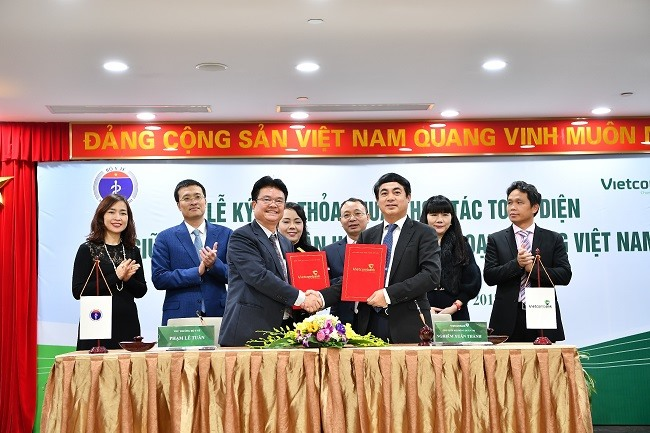 Vietcombank provides loan worth 1.3b to health sector