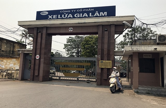 Hà Nội proposes to move Gia Lâm Train Plant